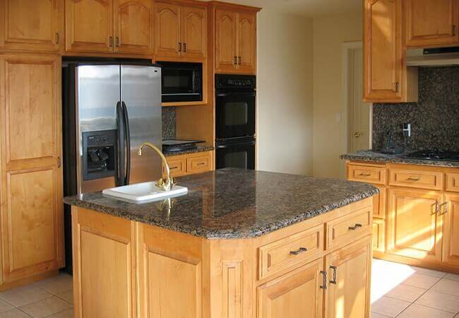 Custom Cabinets For Kitchen Made By Master Cabinets Company